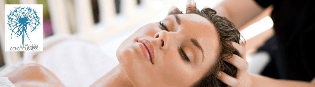 Энергетический массаж Энергетический массаж головы Access Bars